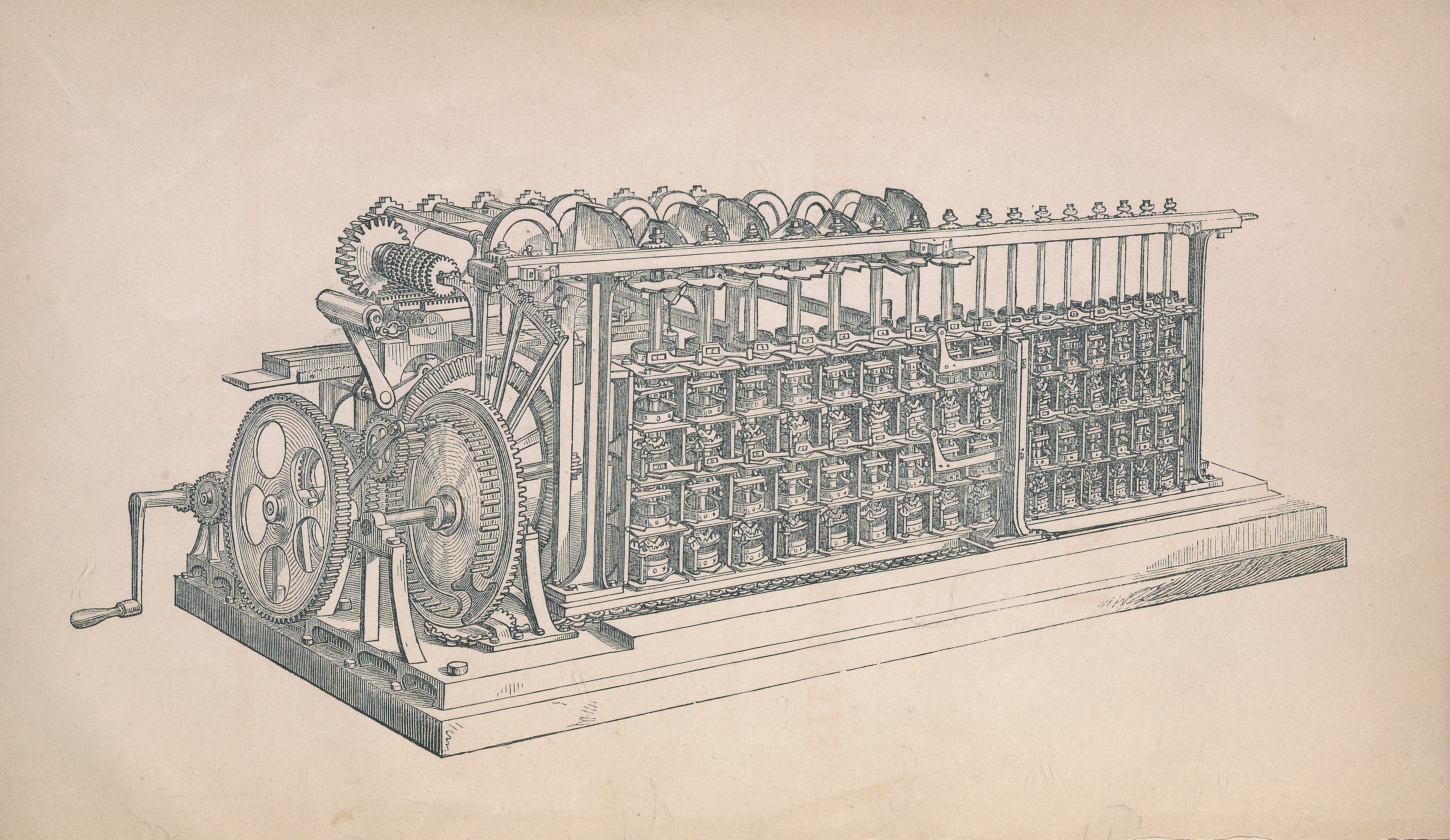 the calculating machine of georg and edvard sheutz