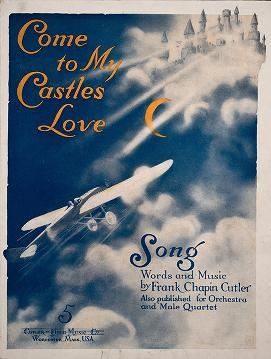 """Cover of """"Come to my castles, love"""""""