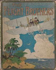 """Cover of """"The Flight brothers"""""""