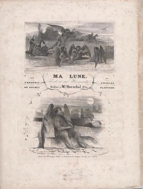 "Cover of ""Ma lune"""