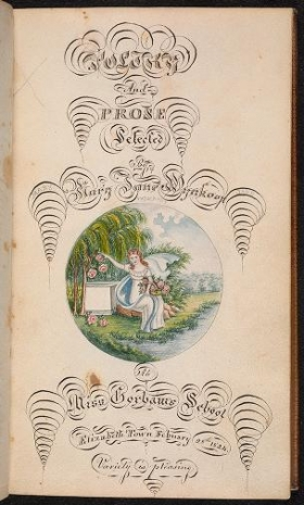 "Cover of ""Poetry and prose"""