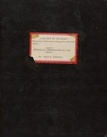 """Cover of """"Report on the ENIAC (Electronic numerical integrator and computer)"""""""