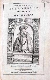 "Cover of ""Tychonis Brahe Astronomiæ instauratæ mechanica"""