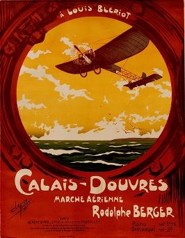 """Cover of """"Calais-Douvres"""""""