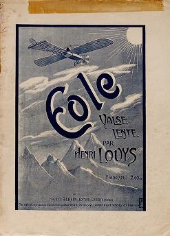 "Cover of ""Eole"""