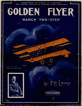 "Cover of ""Golden flyer"""