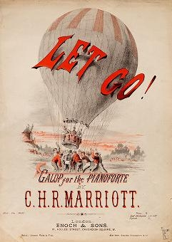 """Cover of """"Let go!"""""""