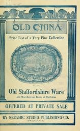 "Cover of ""Old china"""