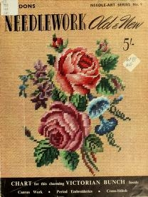 "Cover of ""Weldons needlework old & new"""