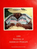 "Cover of ""1990 Festival of American Folklife"""