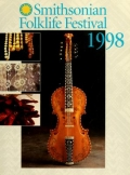 "Cover of ""1998 Smithsonian Folklife Festival"""