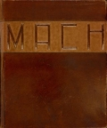 """Cover of """"Ernst Mach papers,"""""""