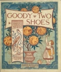 """Cover of """"Goody Two Shoes"""""""
