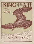 "Cover of ""King of the air"""