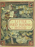 """Cover of """"Little Red Riding Hood"""""""