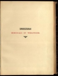"""Cover of """"Memorials of Wedgwood"""""""