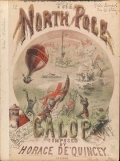 The North Pole : galop / composed by Horace De'Quincey