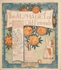 """Cover of """"The alphabet of old friends."""""""