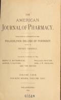 American journal of pharmacy