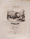 "Cover of ""Le ballon"""