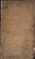 """Cover of """"[Commonplace book concerning science and mathematics]"""""""
