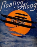 "Cover of ""Floating along"""