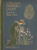 "Cover of ""Flowers from Shakespeare's garden"""