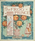 "Cover of ""The frog prince"""
