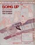 "Cover of ""Going up"""
