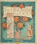"""Cover of """"The hind in the wood"""""""