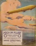 """Cover of """"Hoch im Fluge"""""""