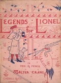 """Cover of """"Legends for Lionel"""""""