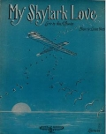 "Cover of ""My skylark love"""