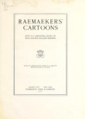 "Cover of ""Raemaekers' Cartoons: with accompanying notes by well-known English writers"""