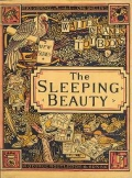 """Cover of """"The sleeping beauty."""""""