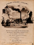 Steam! Steam!! Steam!!! / written by H.V. Smith, author of the Steam arm