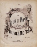 "Cover of ""Le tour du monde"""