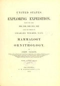 "Cover of ""United States Exploring Expedition"""