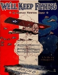 "Cover of ""We'll keep flying"""