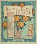 """Cover of """"The yellow dwarf"""""""