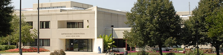 Museum Support Center Library