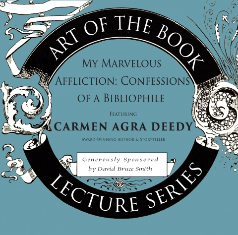 My Marvelous Affliction: Confessions of a Bibliophile