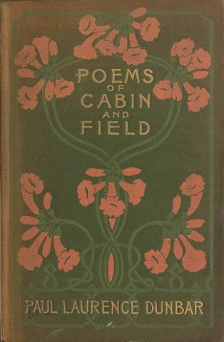 Cover of Poems of Cabin and Field by Paul Lawrence Dunbar