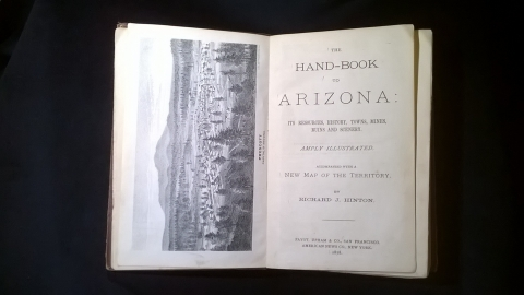 The Handbook to Arizona