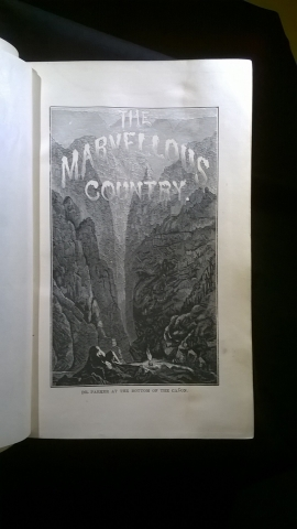 Marvellous Country