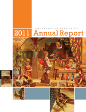 Cover Image for 2011 Annual Report