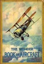 Cover of the Wonder Book of Aircraft