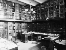 Smithsonian Libraries, Circa 1890