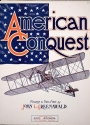 "Cover of ""American conquest"""