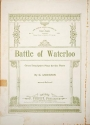 """Cover of """"Battle of Waterloo"""""""